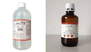 酒精 vs 乙醇